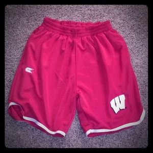 Wisconsin Badgers shorts